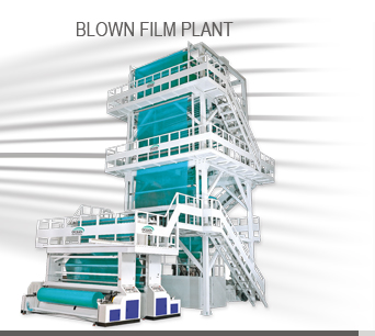 Blown Film Plant