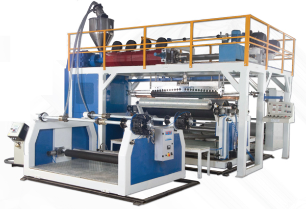 Extrusion Coating Lamination Line, Extrusion Tandem Coating Lamination Plant, Extrusion Machinery