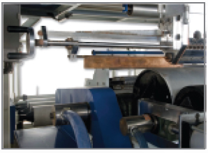 Extrusion Coating Lamination Plant - Extrusion Machinery