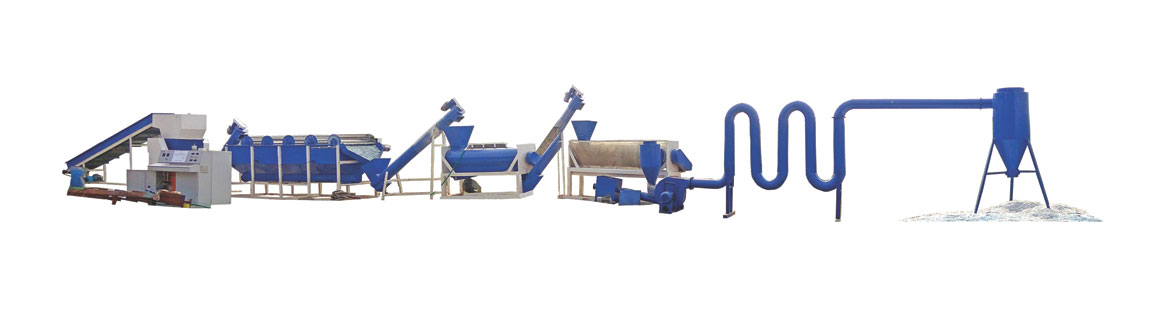PP/PET Box Strapping Plant